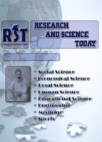 No. 1(1)/2011 RESEARCH AND SCIENCE TODAY